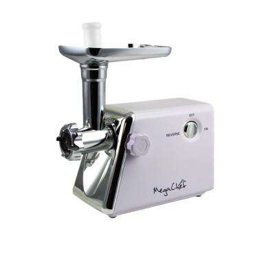 MG-700 1200W Meat Grinder with Sausage and Kibbe Attachments