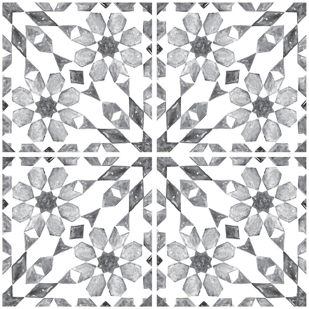 10 in. x 10 in. Catalan Peel and Stick Backsplash Tiles