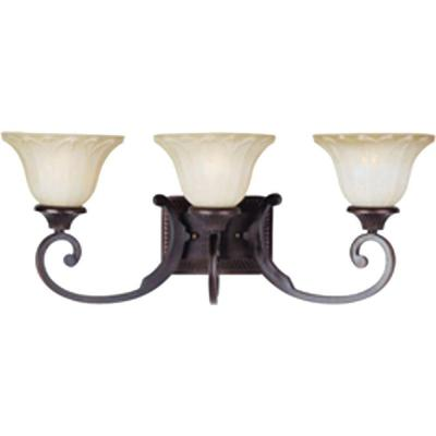 Allentown 3-Light Oil-Rubbed Bronze Bath Vanity Light