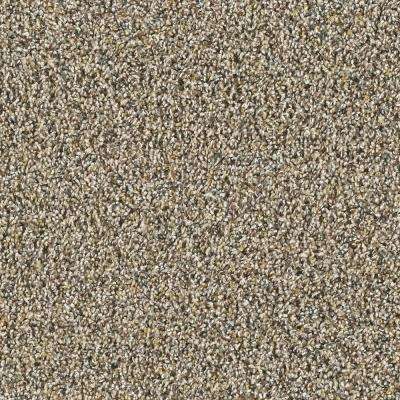 Montez Bentpath Texture 18 in. x 18 in. Carpet Tile (10 Tiles/Case)