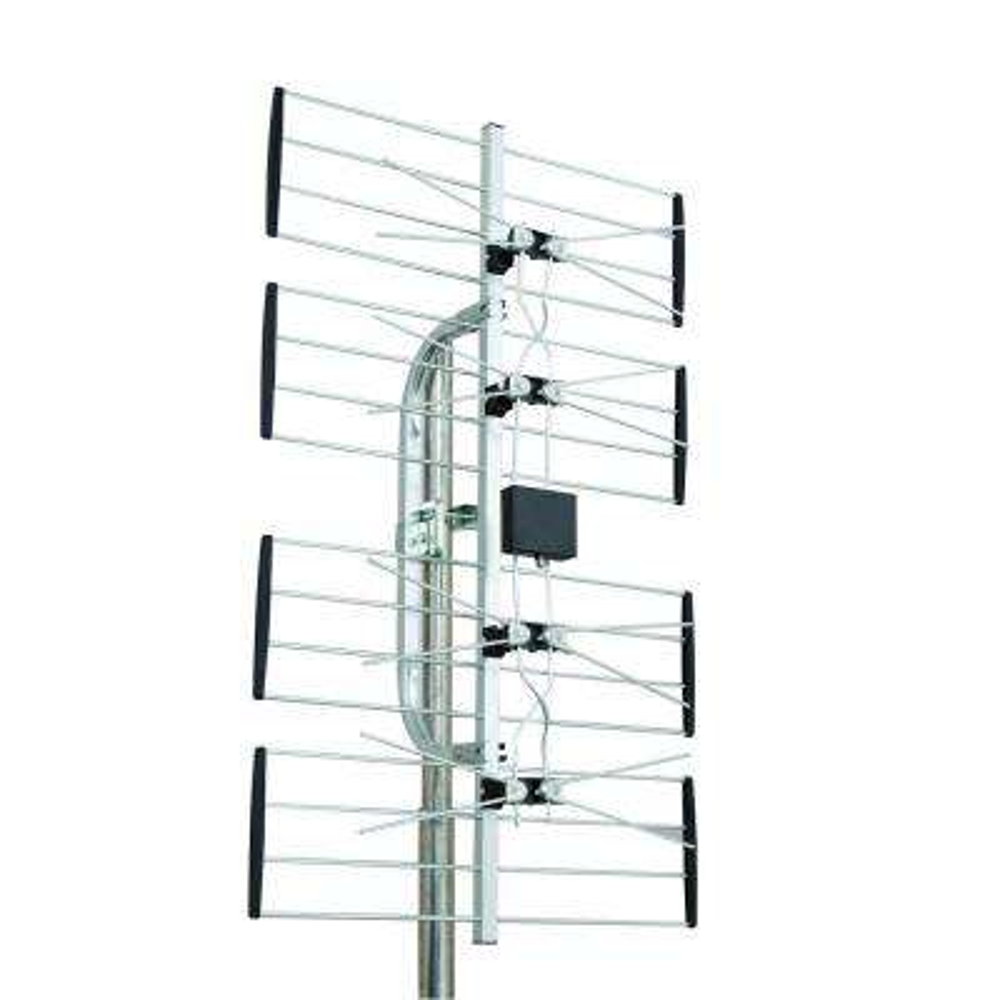 Digiwave Outdoor 4 Bay HD TV Digital Antenna