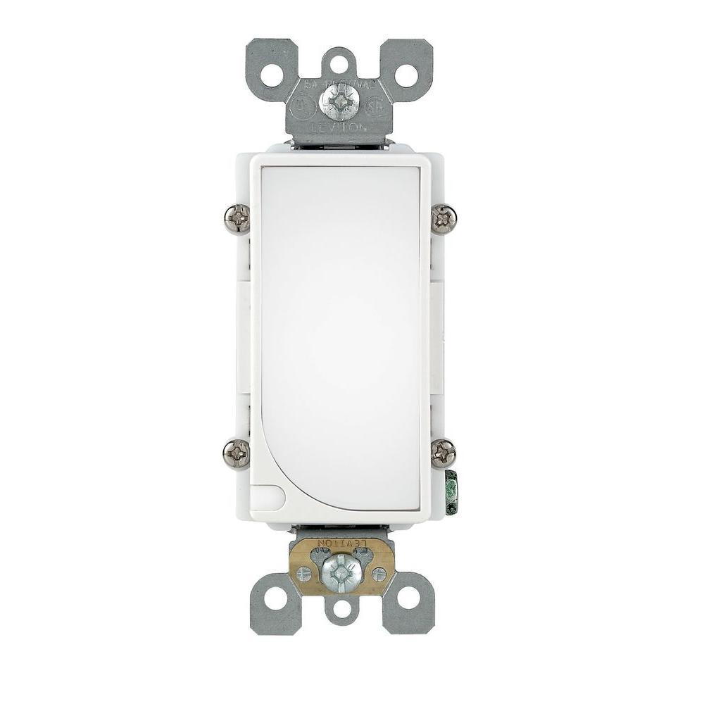 null Decora LED Sensor Guide Light, White