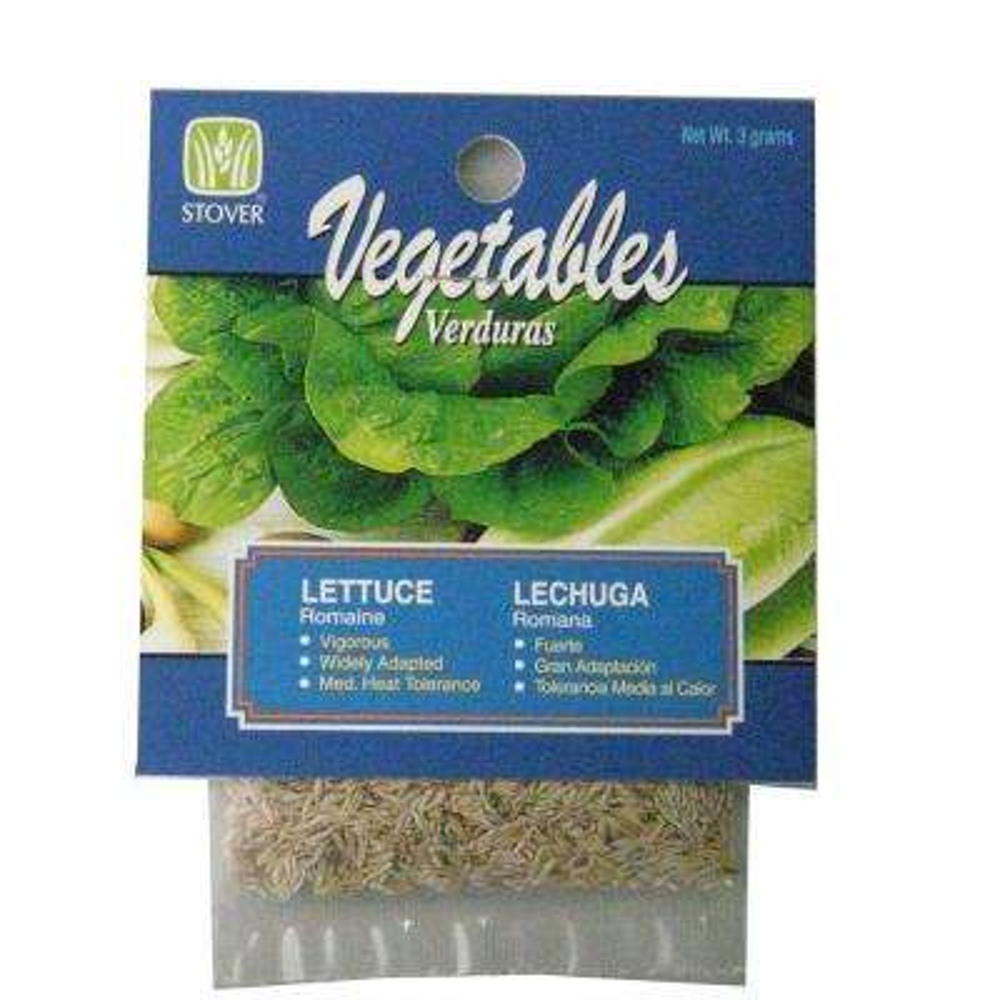 Lettuce Romaine Seed