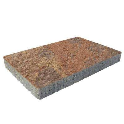 Capriana 3-pc 14 in. x 14 in. x 2 in. Abbronza Concrete Paver (72 Pcs. / 98 Sq. ft. / Pallet)