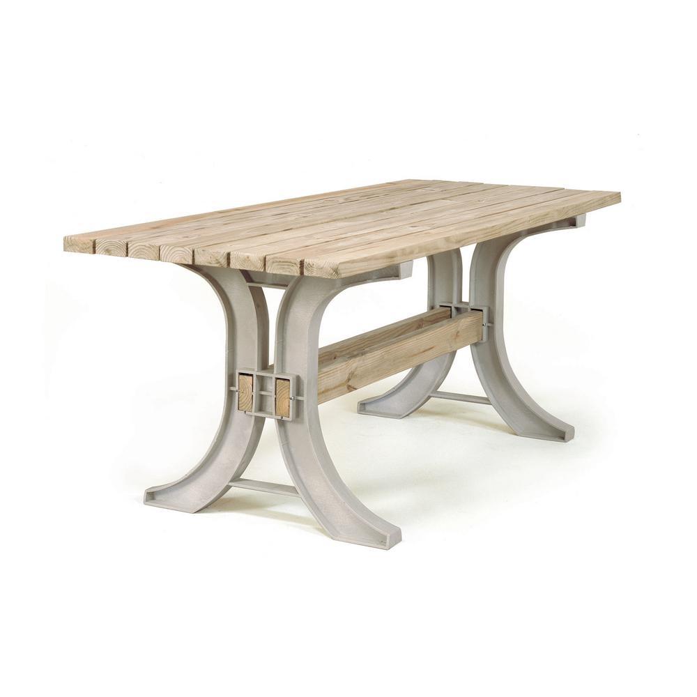 Patio Table, Sand