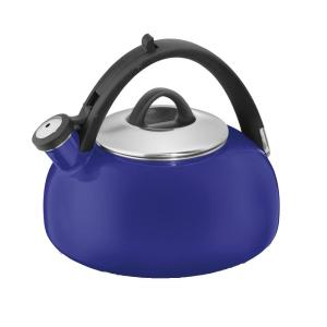 Click here to buy Cuisinart Peak 8-Cup Stainless Steel Tea Kettle by Cuisinart.