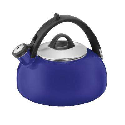 Peak 8-Cup Stainless Steel Tea Kettle