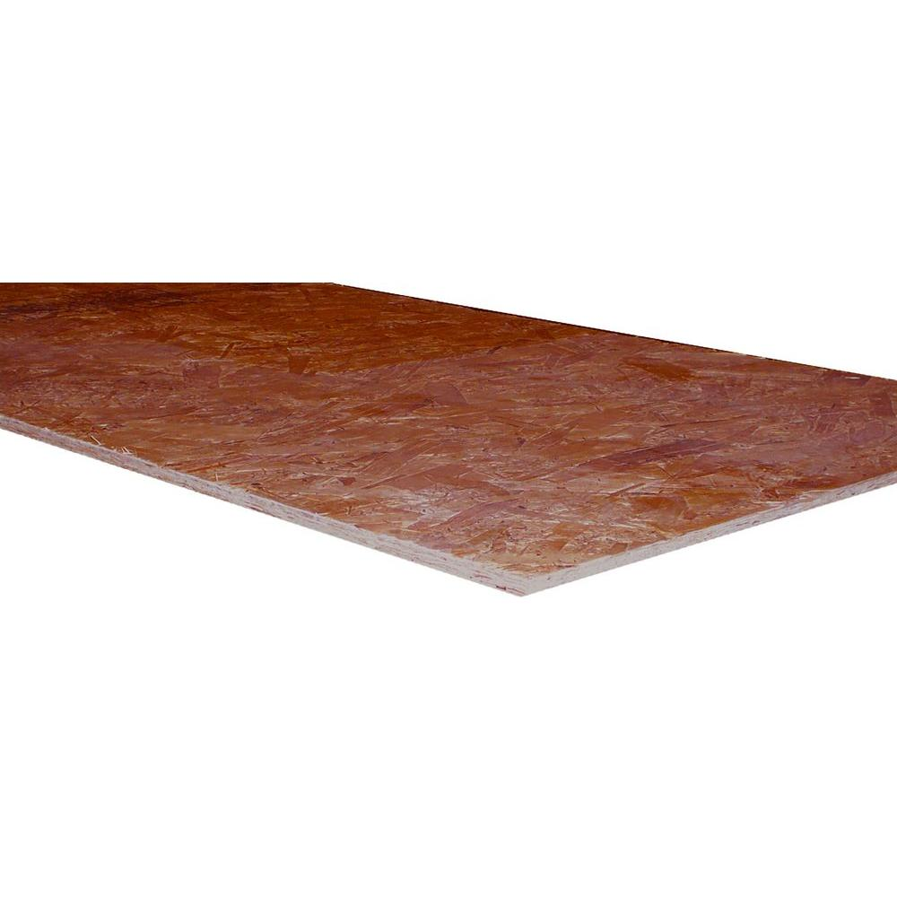 Oriented Strand Board (Structural 1) (Common: 3/8 in. x 4 ft.