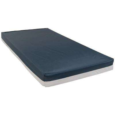 80 in. x 48 in. x 7 in. Bariatric Foam Mattress