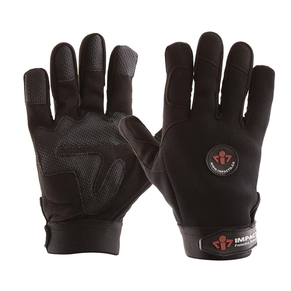 2X-Large Full Finger Anti-Impact Mechanic Work Glove