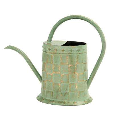 Grow-Green and Gold Watering Can