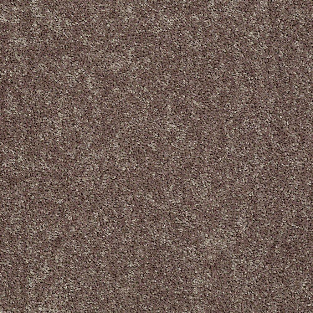 Trafficmaster Carpet Sample Palmdale I 12 In Color Soft Leather 8 In X 8 In Sh 490855 The Home Depot