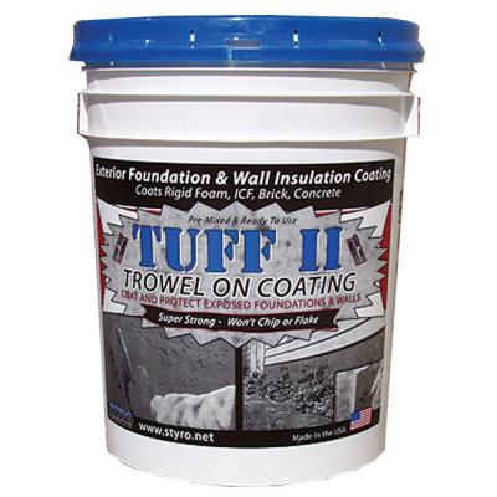 5 Gal. Pueblo Tuff II Foundation Coating