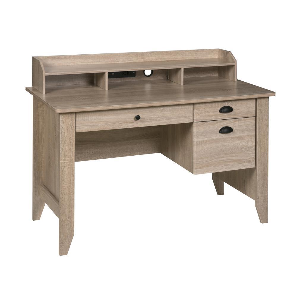 Modern Writing Desk Oak Desks Home Office Furniture The