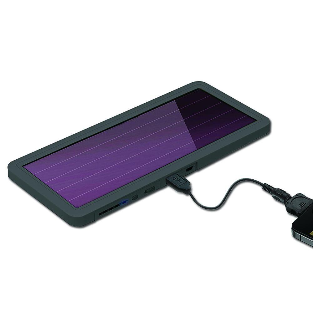 Nature Power iSolar Portable Amorphous Solar Portable Battery Charger