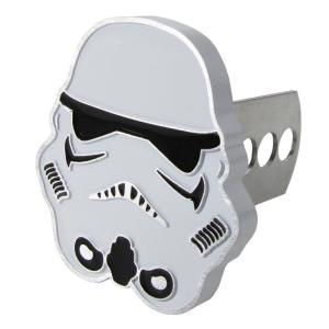 Storm Trooper Hitch Cover by
