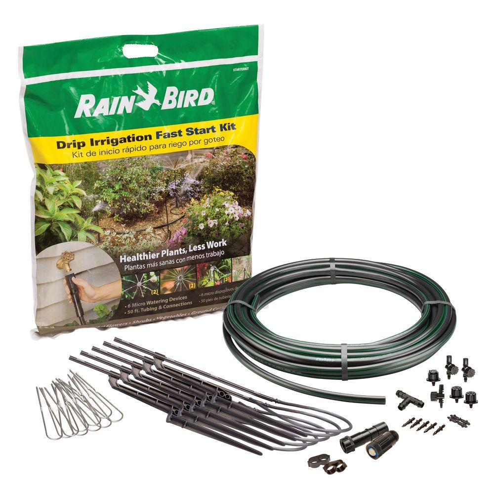 Drip Irrigation Fittings Faucet Connection Kit Or Garden Water Hose Equipment