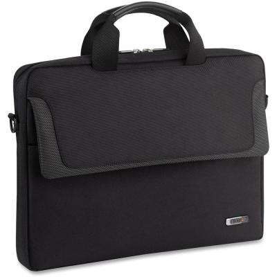 16 in. Sterling Black Ballistic Poly Notebook Carrying Case