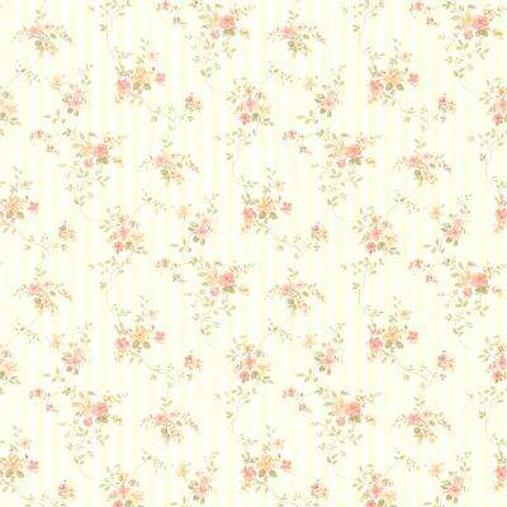 56.4 sq. ft. Estella Light Brown Textured Stripe Wallpaper