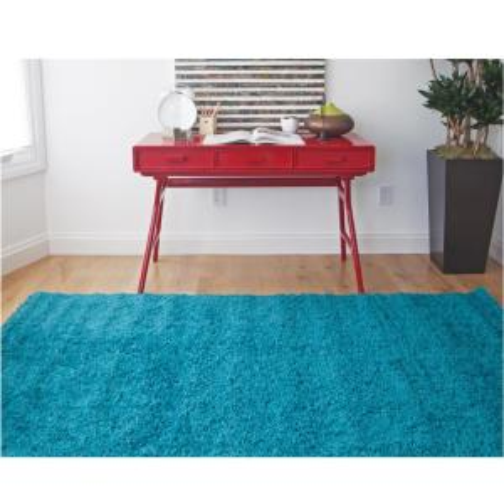Sams international domino teal 5 ft 3 in x 7 ft 6 in for International home decor rugs