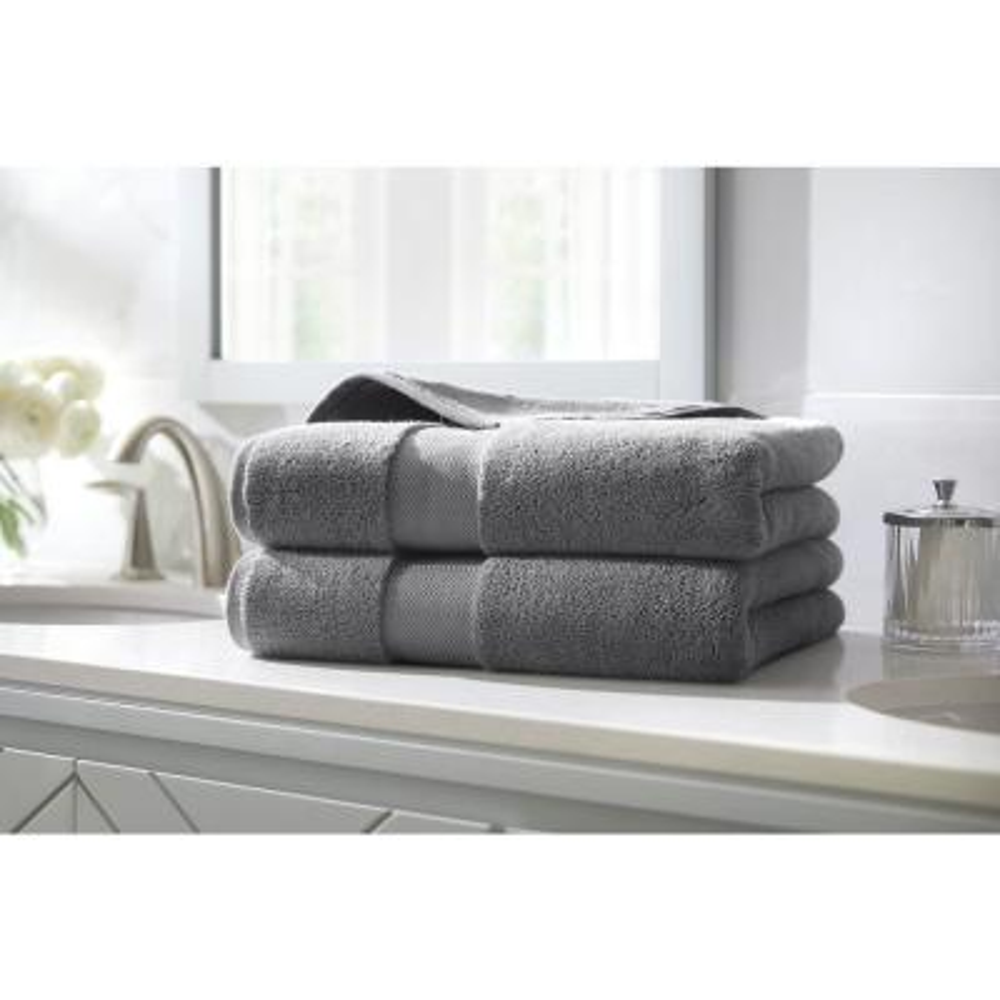 Plush Soft Bath Towel (Set of 2)