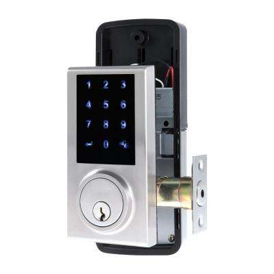 Electronic Touch Z-Wave Single Cylinder Deadbolt
