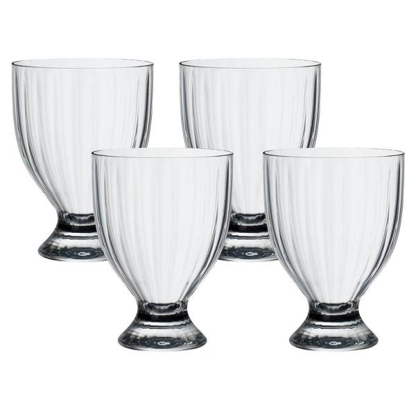 Villeroy & Boch Artesano 13 oz. Clear Red Wine Glass (4 Pack)