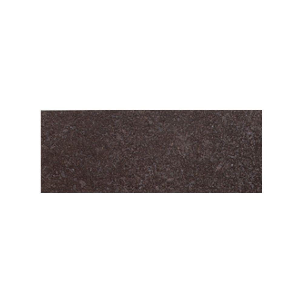 Daltile City View Village Cafe 3 in. x 12 in. Porcelain Bullnose Floor and Wall Tile