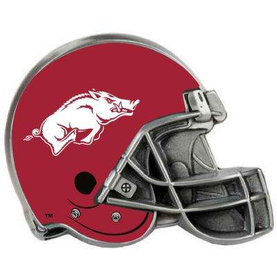 Arkansas Razorbacks Helmet Hitch Cover