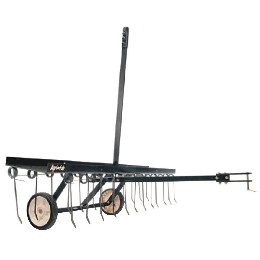 48 in. Tow Lawn Dethatcher