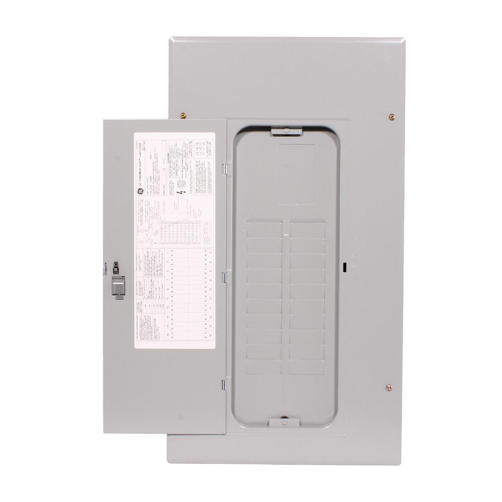 PowerMark Gold 200 Amp 20-Space 40-Circuit Indoor Main Lug Circuit Breaker Panel