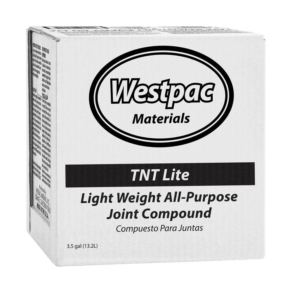 Westpac Materials 3.5 Gal. Lightweight Taping and Topping Pre-Mixed Joint Compound