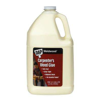 Weldwood 1 gal. Carpenter's Wood Glue (4-Pack)
