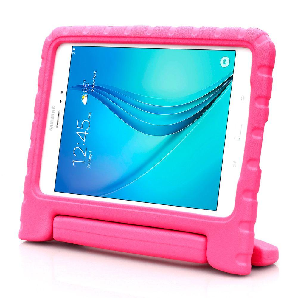 i-Blason Galaxy Tab A 8 0 Armorbox Kido Series Lightweight Protective Stand  Case, Pink