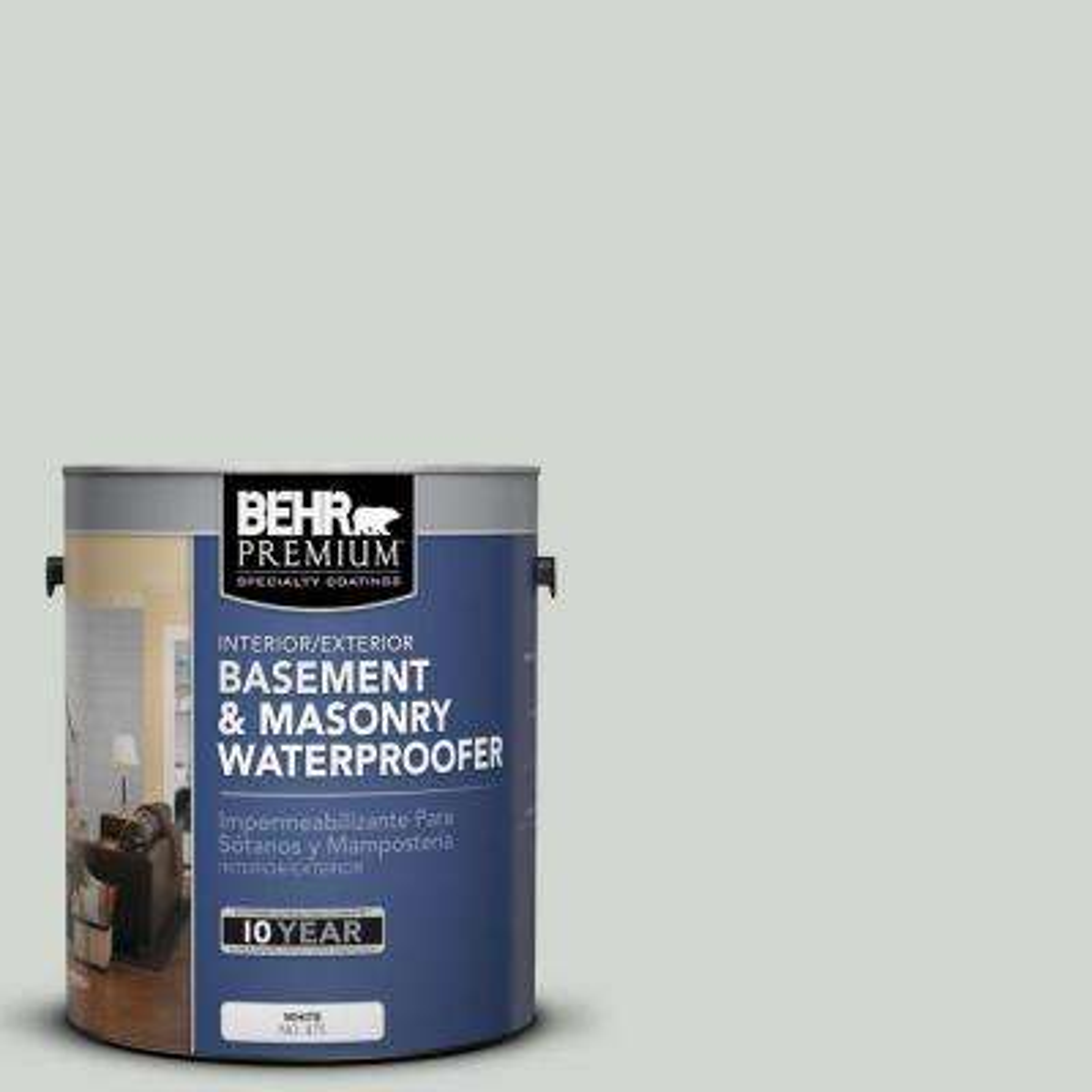 1 gal. #BW-24 Austere Gray Basement and Masonry Waterproofer