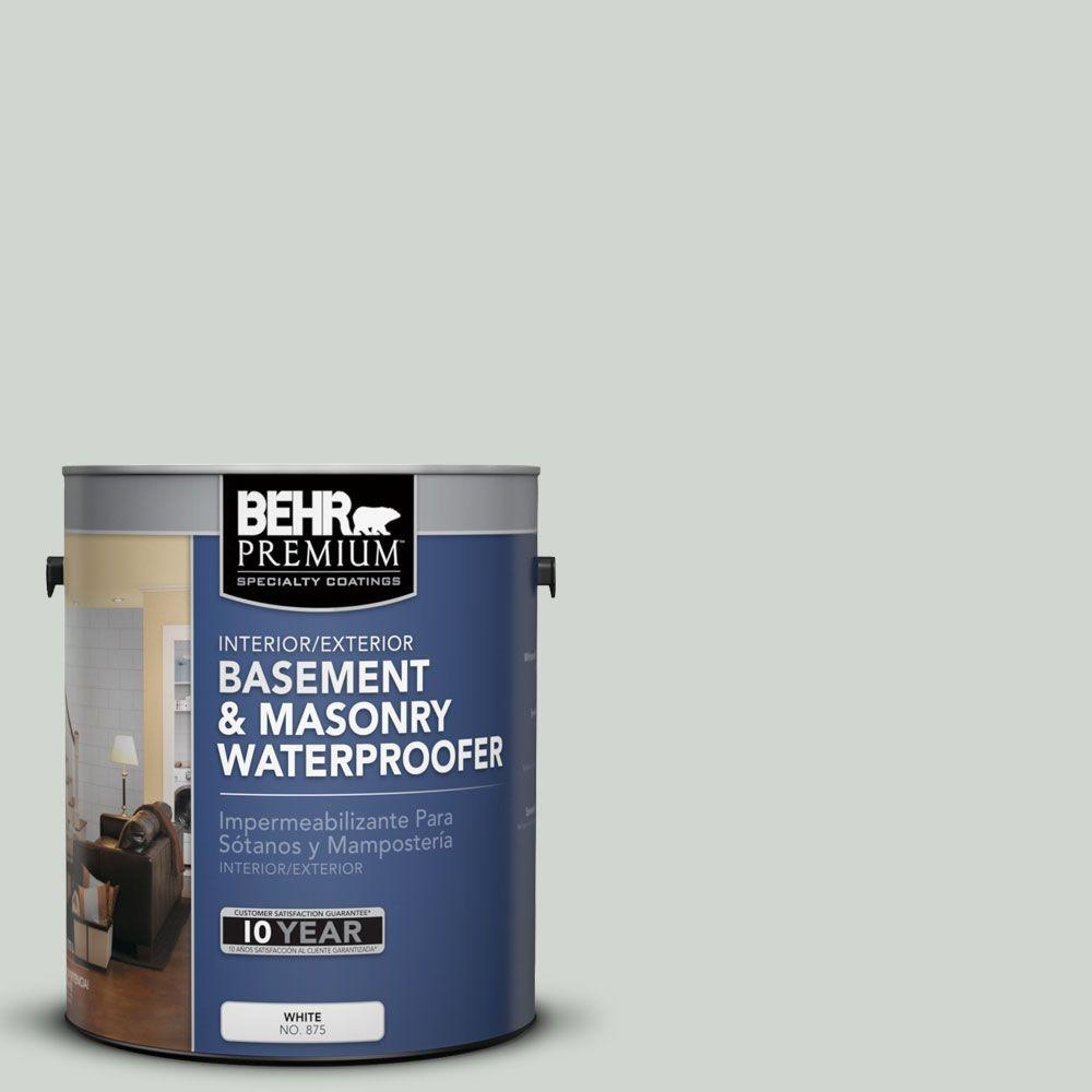 BEHR Premium 1 gal. #BW-24 Austere Gray Basement and Masonry Waterproofer