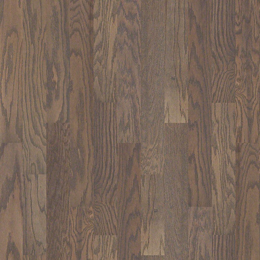 Take Home Sample - Woodale Oak Weathered Click Hardwood Flooring - 5 in. x 8 in.