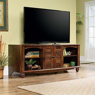 Harbor View Curado Cherry Entertainment Center
