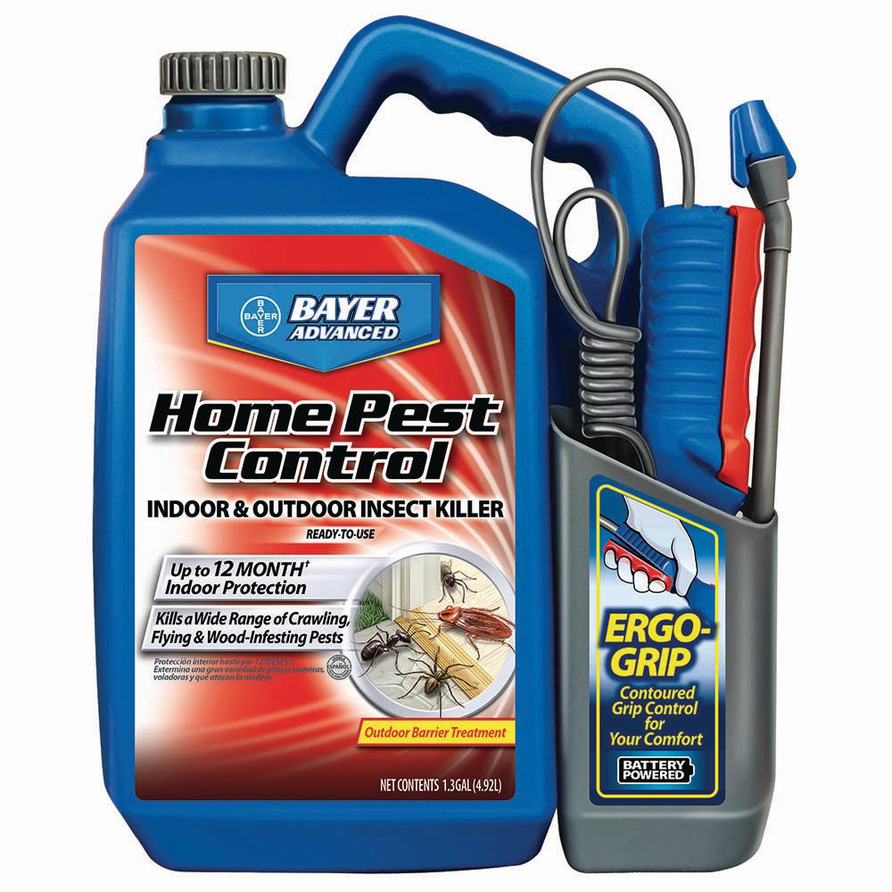 1.3 Gal Ready-to-Use Home Pest Control Indoor and Outdoor Insect Killer