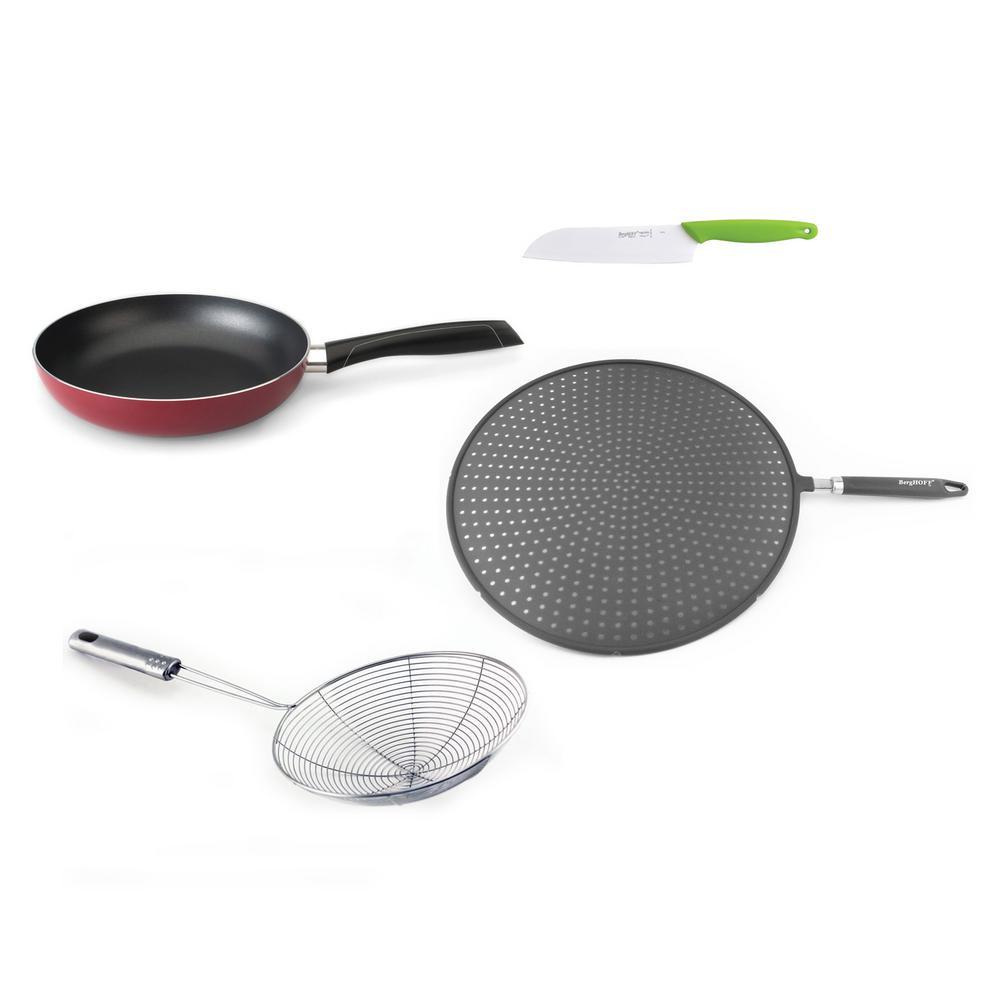 Geminis 4-Piece Stir-Cookware Set