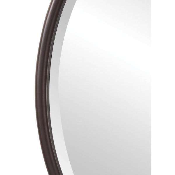 Oval Gl Wall Decor Mirror