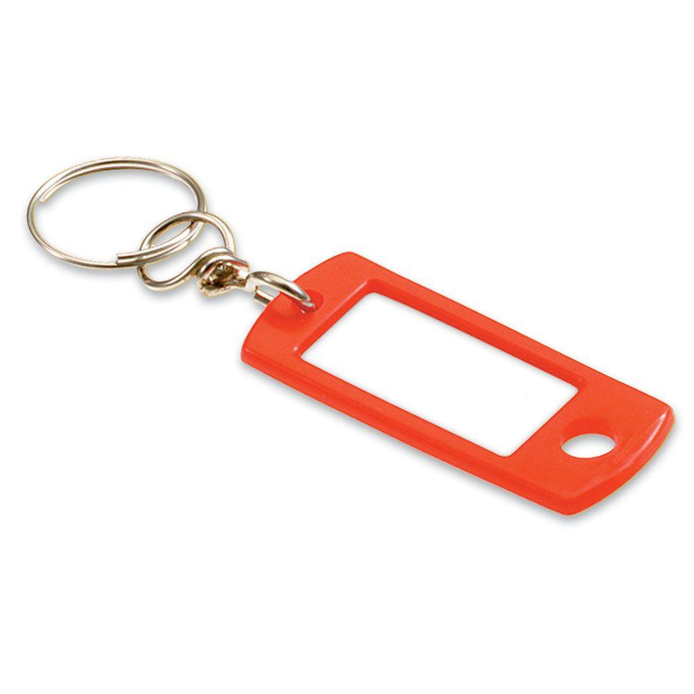 Lucky Line Products Color Identification Tags with Swivels Assortment (2-Pack)