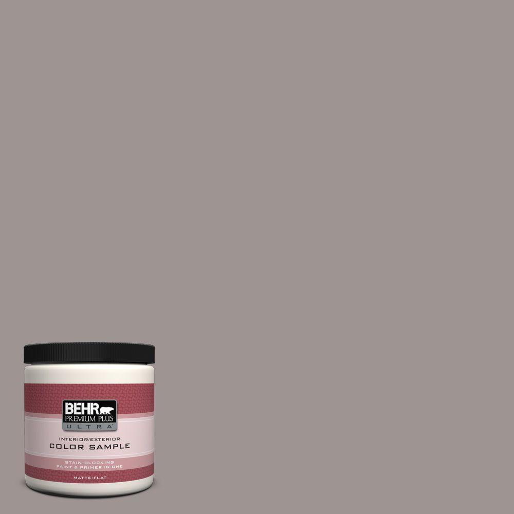 8 oz. #790B-4 Puddle Interior/Exterior Paint Sample