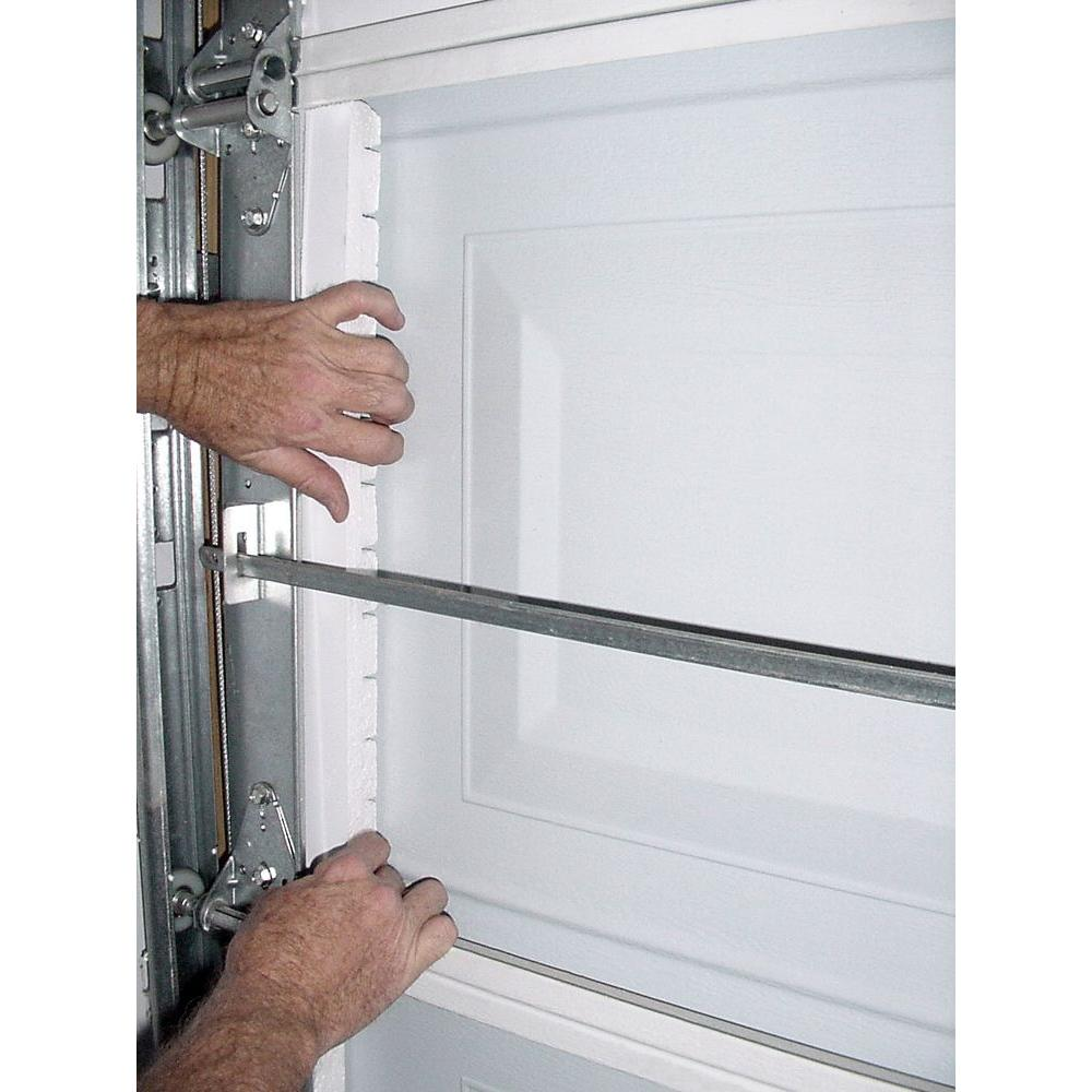Garage Door Insulation Panel Kit (8-Pieces) Water