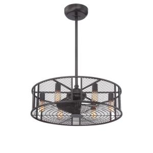 World Imports Boyd Collection 26 inch LED Indoor Oil-Rubbed Bronze Ceiling Fan... by World Imports