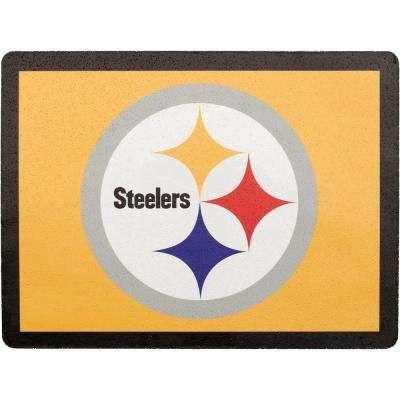 NFL Pittsburgh Steelers Address Logo Graphic