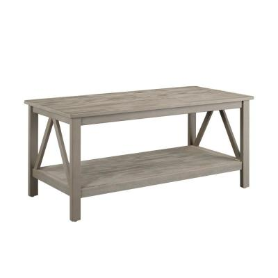 Titian Driftwood Coffee Table