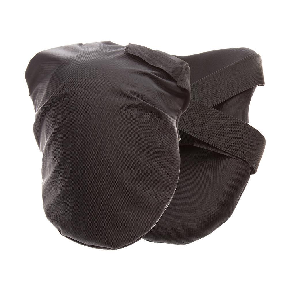Black Ultimate Nylon Knee Pads