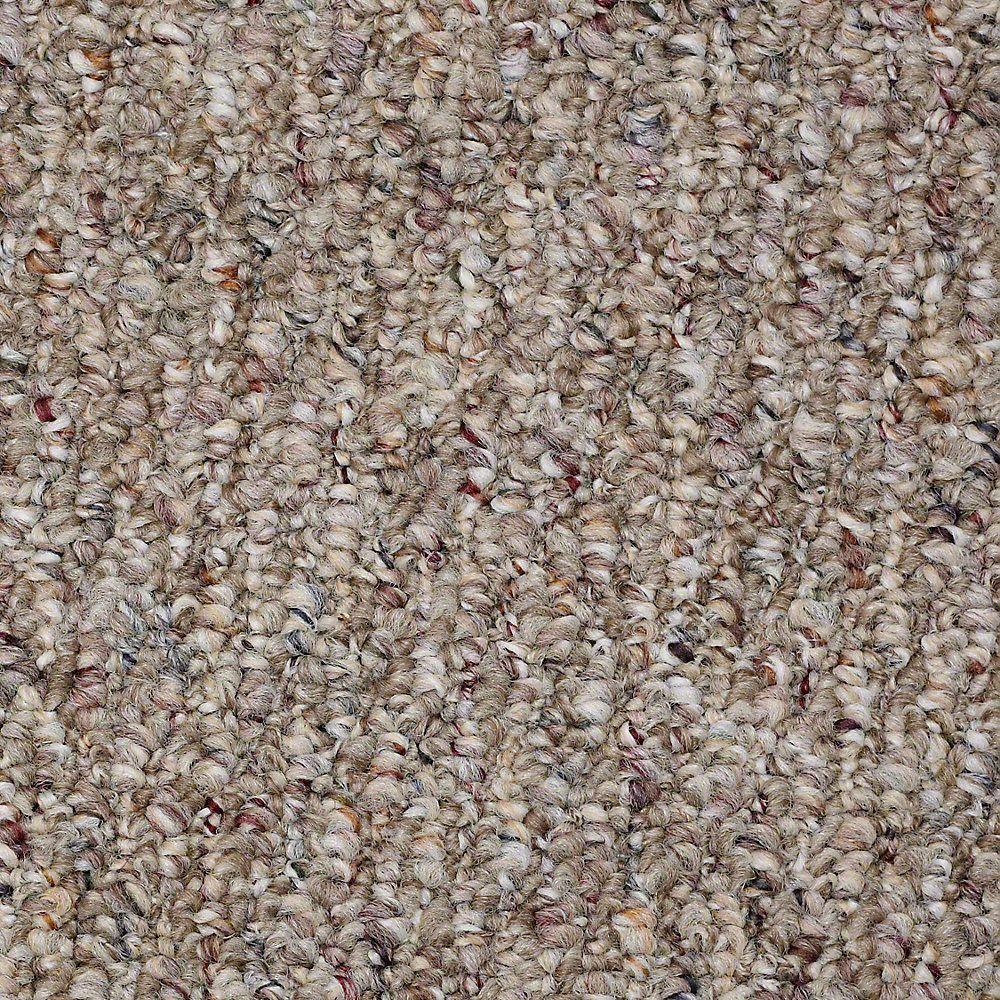Get There Color Marble Berber 12 Ft Carpet