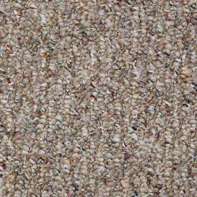 Get There - Color Marble Berber 12 ft. Carpet